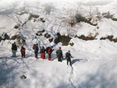 Ελληνικός Ορειβατικός Σύλλογος (Ε.Ο.Σ.) Έδεσσας - Ορειβασία