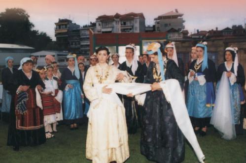 Πολιτιστικός Λαογραφικός Χορευτικός Σύλλογος Έδεσσας