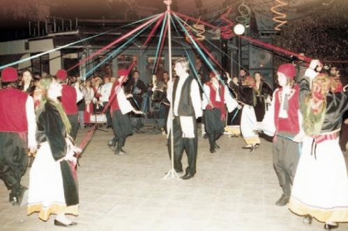 Οι Φίλοι της Παραδοσιακής Μουσικής και Χορού